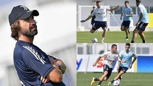 Arthur emula Pirlo, Pjaca segna e decide il match tra Juve e U23