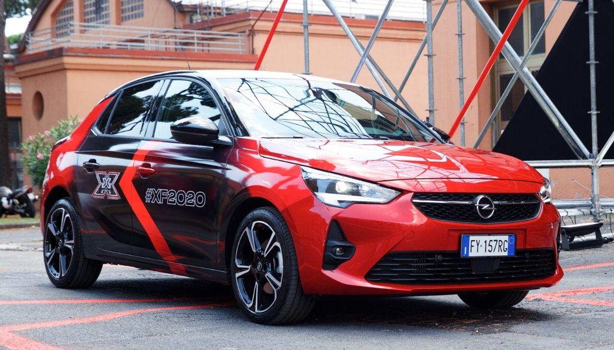 Opel Corsa-eX-Factor 2020