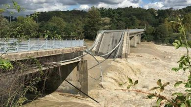 Photo of Maltempo, almeno due morti e alcuni dispersi.  Paura del Po, gonfiato di 3 metri in 24 ore