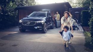 Volvo XC60, quando la sicurezza fa bene a tutti