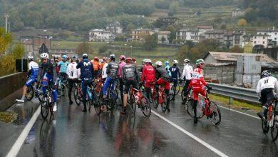 Photo of Giro d'Italia maltempo, 19 ° tappa accorciata, partenza da Abbiategrasso
