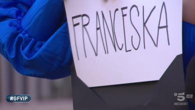 Photo of Grande Fratello Vip, Franceska Pepe eliminata: dubbi sul televoto