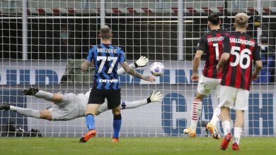 Photo of Inter 1-2 Milan: doppietta Ibra e Lukaku, Milan in testa