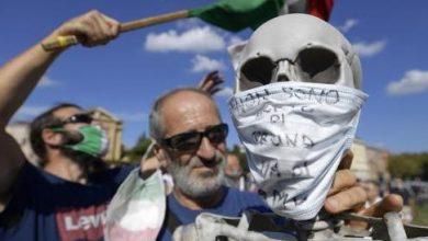Photo of Niente maschera a Roma, 90 condannati a multa: dovranno pagare tra i 400 ei 1000 euro