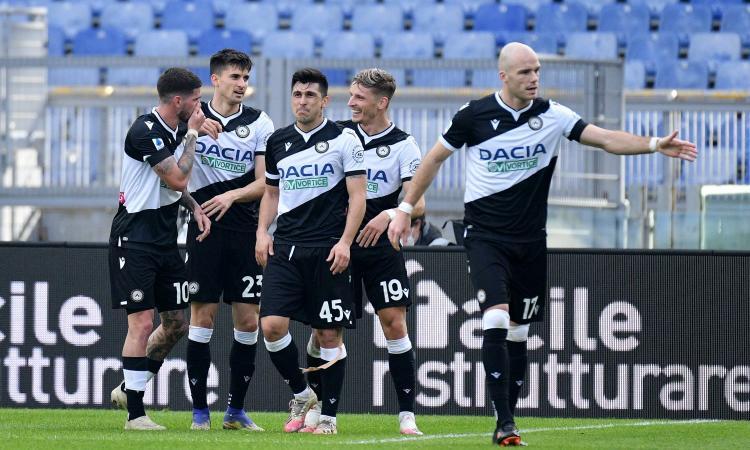 Tris alla Lazio: un'Udinese decimata fa l'impresa all'Olimpico