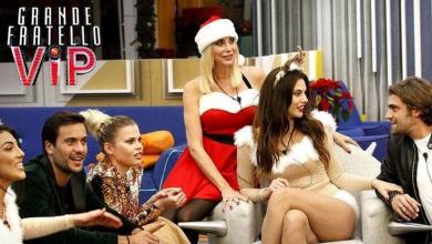 """Photo of """"Grande Fratello Vip"""", segui la diretta della puntata speciale di Natale"""