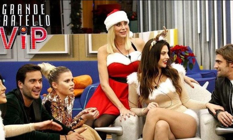 Grande Fratello Vip Segui La Diretta Della Puntata Speciale Di Natale